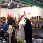 Thailand Exhibition 2003 Date: 27 - 30 September 2003  Booth No.: GI28 Place: Sharjah Expo Center, Sharjah, U.A.E.
