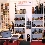 Date: 26 - 30 August 2005 Booth No.: B48, HALL 9.0,  NOHMEX -Thailand Place: Messe Frankfurt, GERMANY